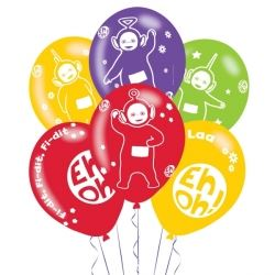 Teletubbies All Over Print Party Balloons