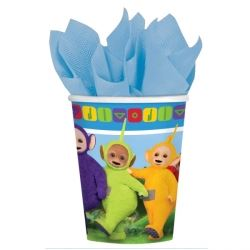 Teletubbies Party Cups