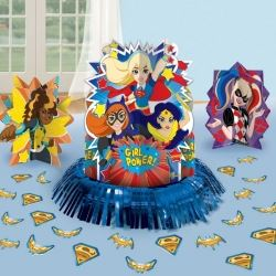 DC Super Hero Party Table Decorating Kit