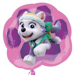 Paw Patrol Pink Supershape Foil Balloon