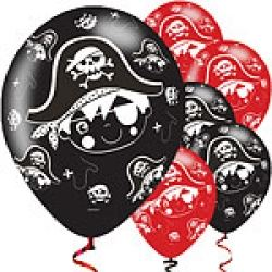 Little Pirate Party Balloons
