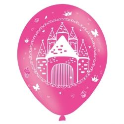 Woodland Princess Fairy Party Balloons