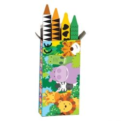 Party Favours Jungle Crayons