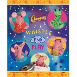 The Clangers Party Bags