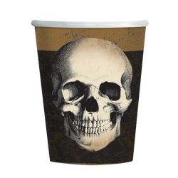 Boneyard Halloween Party Cups