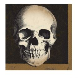 Boneyard Halloween Party Napkins