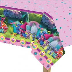 Trolls Party Tablecover