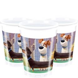 Secret Life Of Pets Party Cups