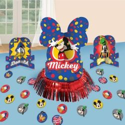 Mickey Mouse Awesome Party Honeycomb Table Decorations