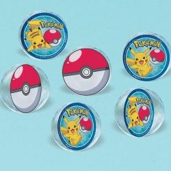 Pokemon Core Party Bouncing Balls