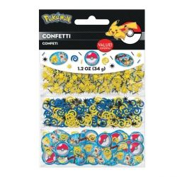 Pokemon Friends Party Confetti