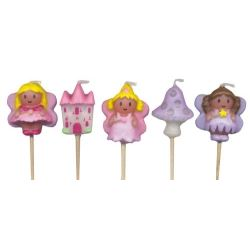 Lovely Chubblies Candles - Fairyland
