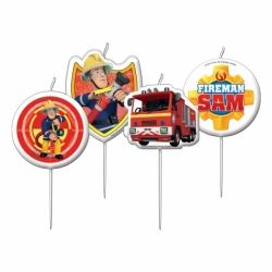 Fireman Sam Party Candles