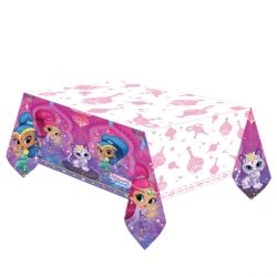 Shimmer & Shine Party Tablecover