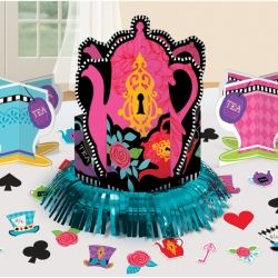 Mad Hatters Tea Party Table Decoration Kit