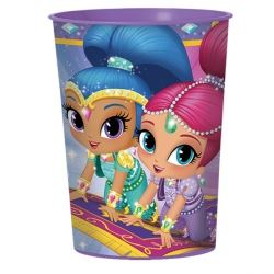 Shimmer & Shine Party Favour Cup