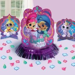 Shimmer & Shine Party Table Centrepiece Kit