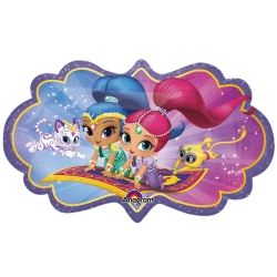 Shimmer & Shine Party Supershape Balloon