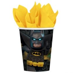 LEGO Batman Movie Party Cups