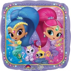 Shimmer & Shine Party Foil Ballloon