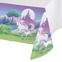 Unicorn Fantasy Party Tablecover