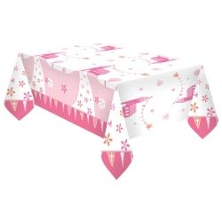 Communion Church Pink Party Tablecovers