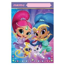 Shimmer And Shine Party Bags