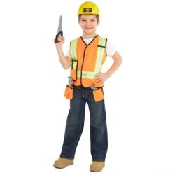 Role Play Dress Up Handyman Kit Age 4-6