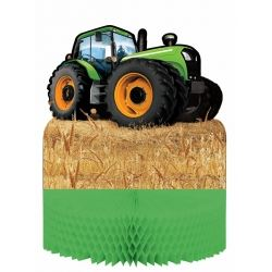 Tractor Time Party Table Centrepiece Decoration