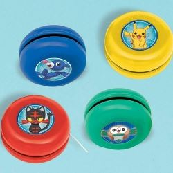 Pokemon Core Party Favour Yo Yo's