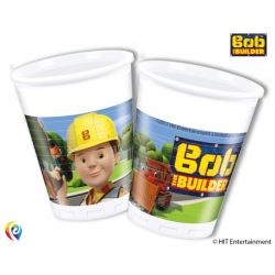 Bob The Builder Party Cups