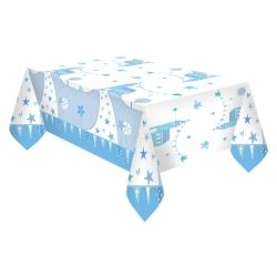 Communion Church Blue Party Tablecovers