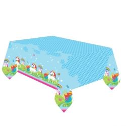Rainbow Unicorn Party Tablecovers