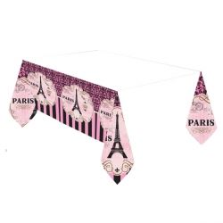 A Day In Paris Party Tablecovers