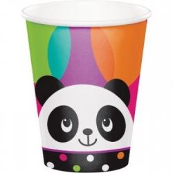 Panda - Monium Party Cups