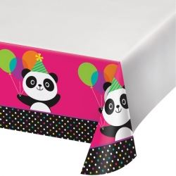 Panda - Monium Party Tablecovers