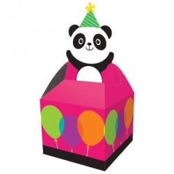 Panda - Monium Party Favour Box