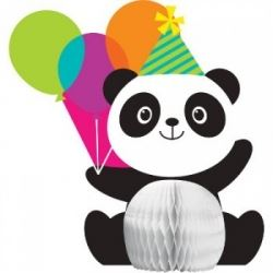 Panda - Monium Party Table Centrpiece