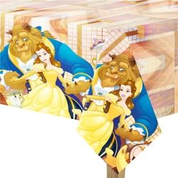 Beauty And The Beast Party Tablecovers