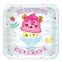 Sale Num Noms Party Lunch Plates