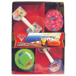 Cars Party Cupcake Kit