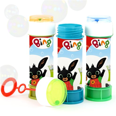 Bing Party Favour Bubbles 60ml