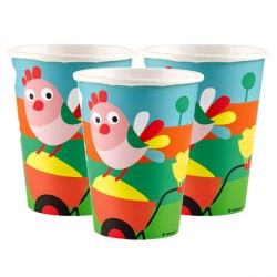 Farm Fun Party Cups