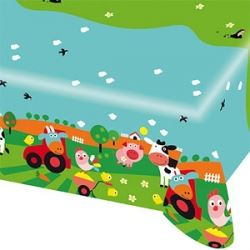 Farm Fun Party Tablecovers