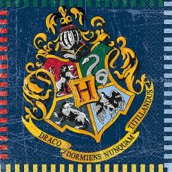 Harry Potter Party Napkins