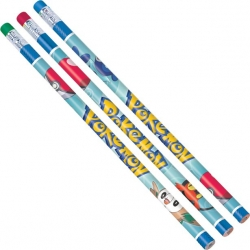 Pokemon Party Favour Pencils