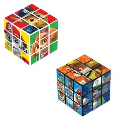 Paw Patrol Party Favour Cube Puzzles