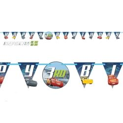 Cars 3 Party Add An Age Banners