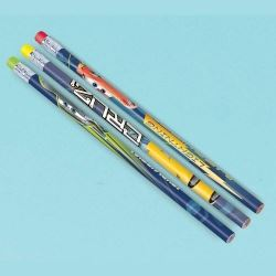 Cars 3 Party Favour Pencils