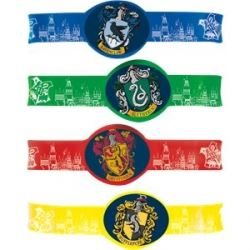 Harry Potter Party Favour Rubber Bracelets
